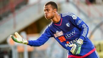 Joel Kiassumbua will die Nummer 1 der Nati der DR Kongo werden.