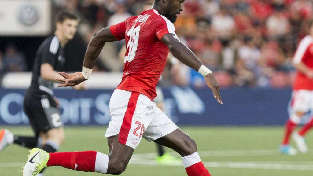 Johan Djourou schoss den Ehrentreffer für seinen neuen Klub