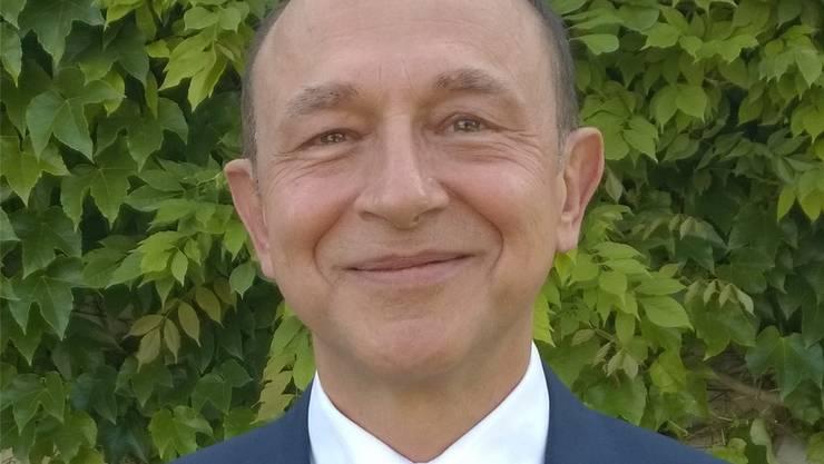 Zurück aus China will Arpad Major wieder in den Kaister Gemeinderat.