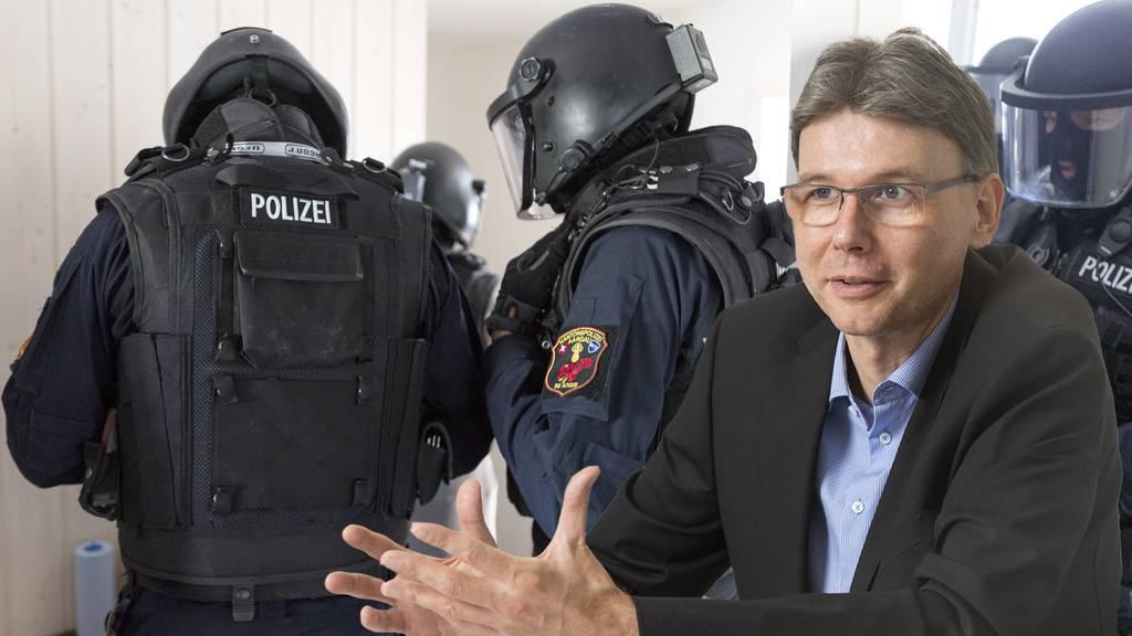 Dieter Egli zur Verhaftung des Wettinger Arztes: «Polizei muss selber entscheiden können»