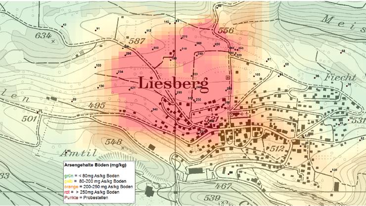 Kommende Woche werden nun alle Einwohner via Gemeinde-Blatt «Liesberg Aktuell» über den Stand der Dinge aufgeklärt.