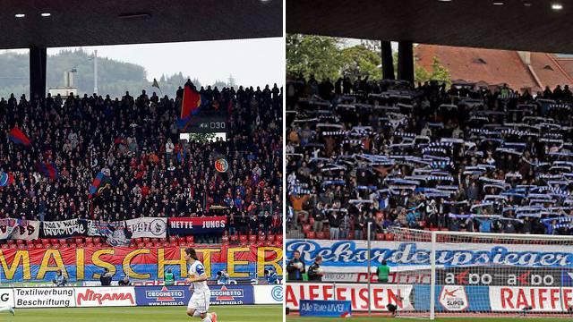 Fans von GC und dem FCZ müssen für den Eintritt tiefer ins Portmonnaie greifen als FCB-Anhänger.