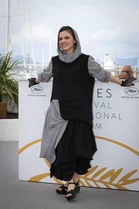 Marzieh Rezaei in Cannes: «Panahi gibt durch unsere Filmfiguren jenen Frauen eine Stimme, die für bessere Rechte kämpfen.»