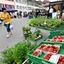Es bleibt in Olten bei zwei Marktflecken: donnerstags auf der Kirchgasse (im Bild), samstags jeweils im Bifang.