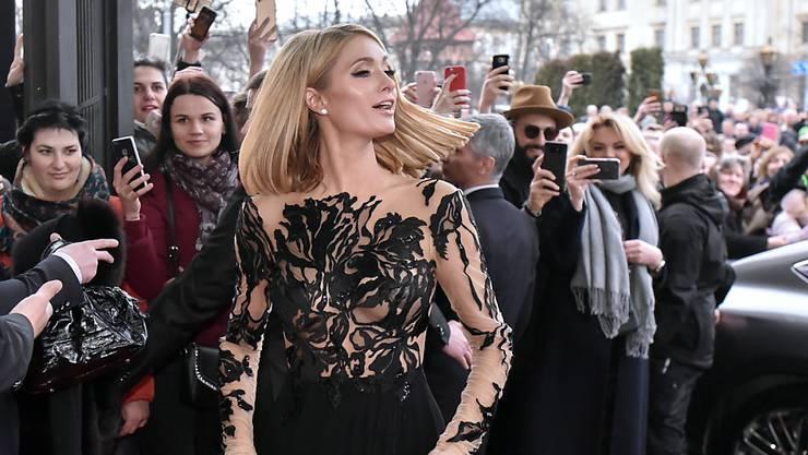 Seit Montag munkeln die US-Medien: Sind Paris Hilton und ihr Verlobter Chris Zylka getrennt? (Archivbild)