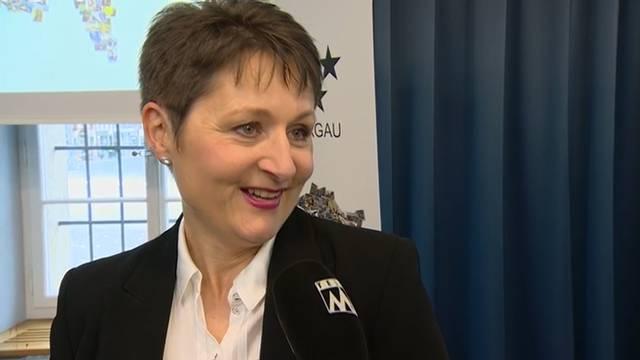 «Ich freue mich wirklich sehr»: Franziska Roth in einem ersten Interview.