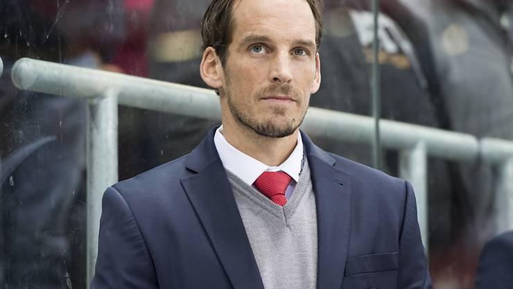 Patrick Fischer ist mit der Nationalmannschaft erfolgreich in die WM-Vorbereitung gestartet