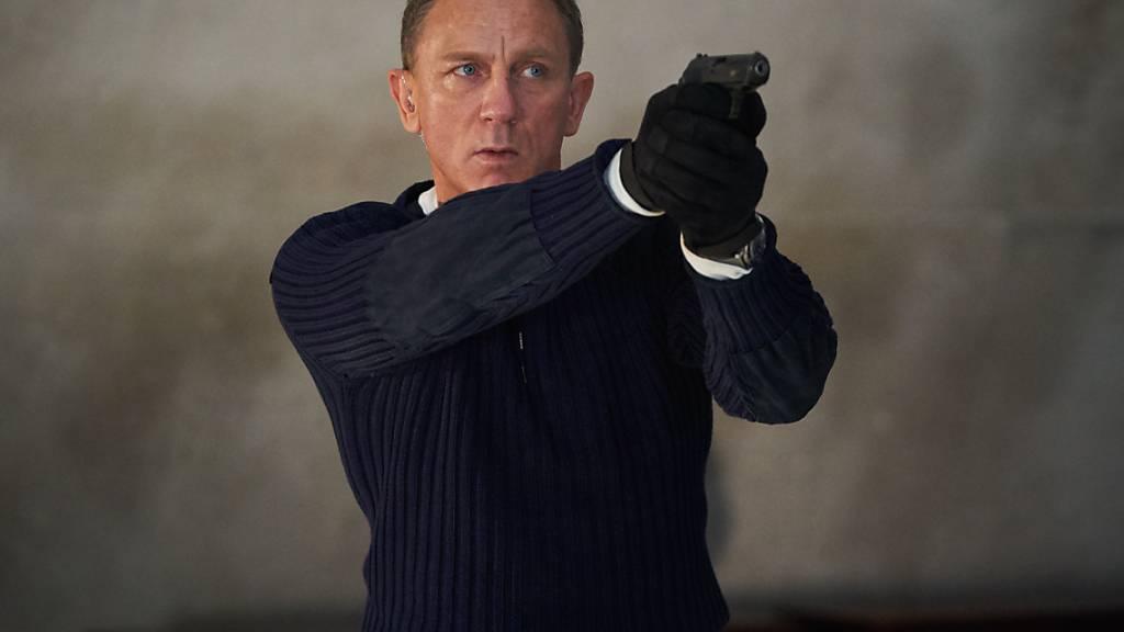 Warten auf 007: Neuer James-Bond-Film soll nun im Oktober starten
