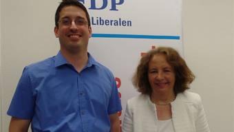 Stefan Huwyler übernimmt das Mandat von Andrea Moll-Reutercrona, welche nach 13 Jahren im Grossen Rat den Rücktritt erklärt hat. zvg