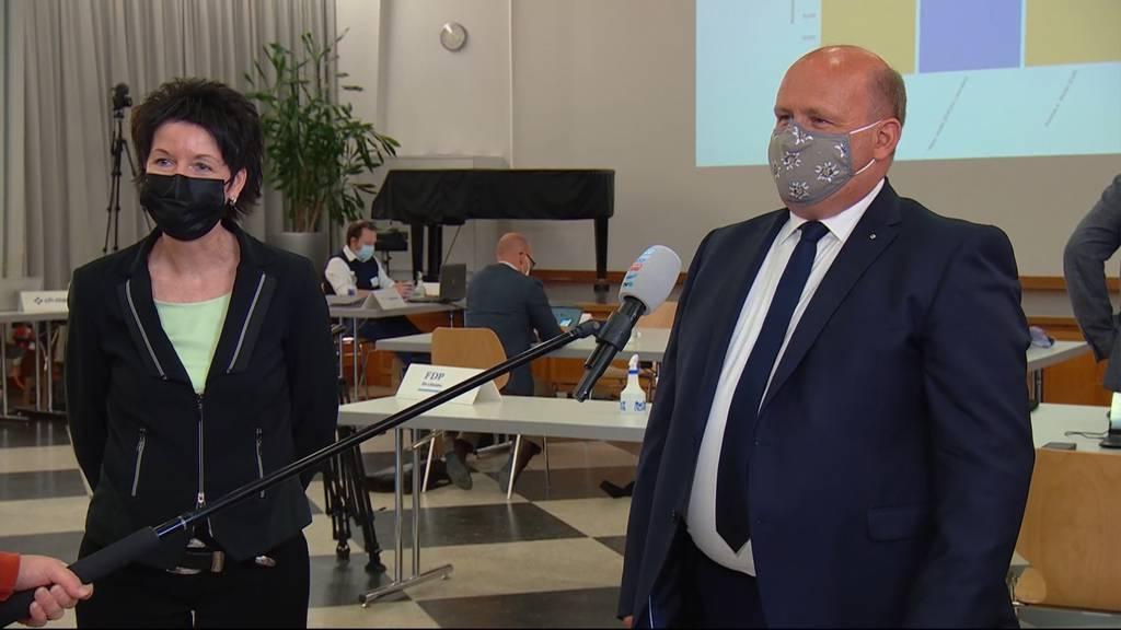 Frauenmehrheit und FDP-Rückkehr in Solothurner Regierung