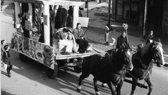 75 Jahre Dorffasnacht Biberist