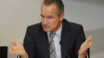 «Aber man darf ja auch ab und zu eine Idee haben, welche sich dann nicht durchsetzen lässt»: Straumann-Chef Marco Gadola.