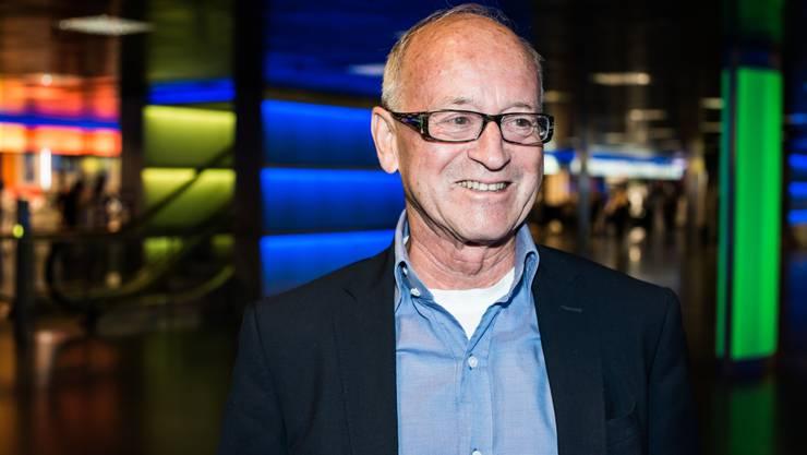 Der Zürcher Unternehmer Reinhard Fromm.
