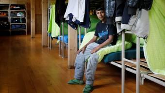 Asylunterkunft Eigenthal: Vor allem Kinder wurden nicht korrekt betreut. Stefan Kaiser/NLZ