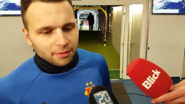 Renato Steffen über blaue Flecken nach dem 3:0-Sieg gegen St. Gallen