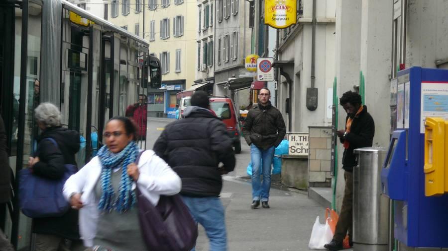 Der Luzerner Untergrund: Basel- und Bernstrasse