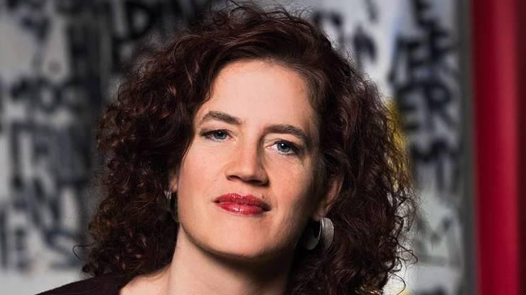 Christine Lötscher, Kinder- und Jugendliteraturexpertin.
