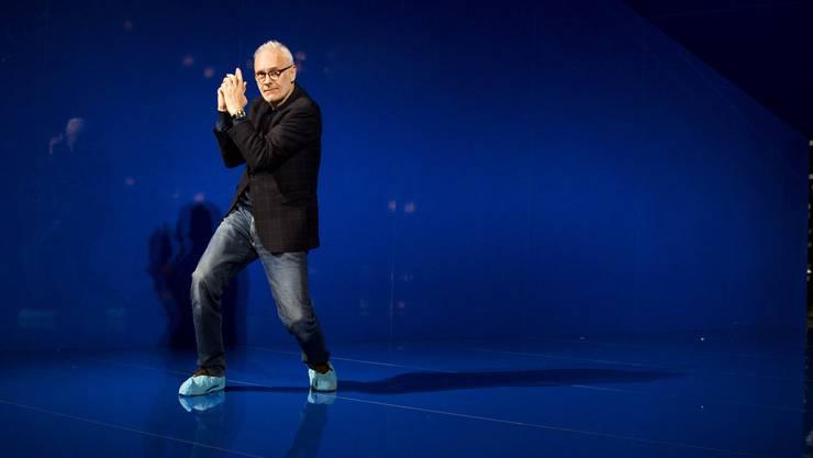 Herbert Frisch möchte die Idee der Fernsehserie «Tatort» aus einer anderen Perspektive beleuchten.
