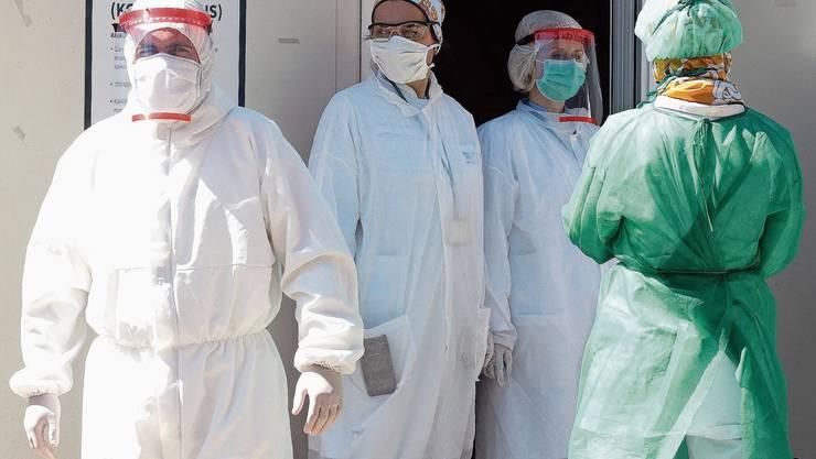 Im Kampf gegen das Coronavirus sammelt die WHO Patientendaten aus verschiedenen Ländern.
