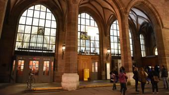 Hauptpost Basel