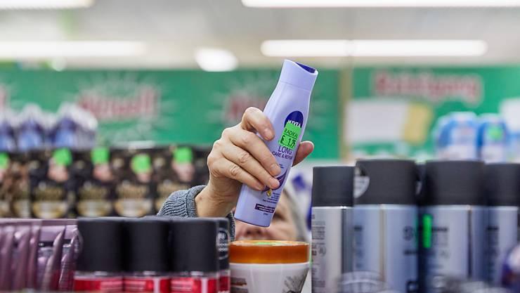 Die Produkte von Beiersdorf waren zum Jahresstart gefragt. (Archivbild)