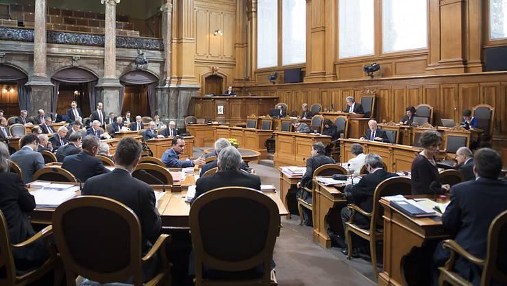 Nach dem Nationalrat stimmte gestern auch der Ständerat für Geschlechterrichtwerte in Geschäftsleitungen und Verwaltungsräten grosser börsenkotierter Unternehmen.