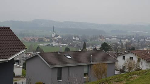 Sins, die flächenmässig grösste Gemeinde im Aargau, darf sein Baugebiet um 2,3 Hektaren vergrössern.