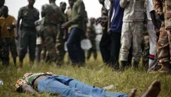 In Zentralafrika hält die Gewalt an