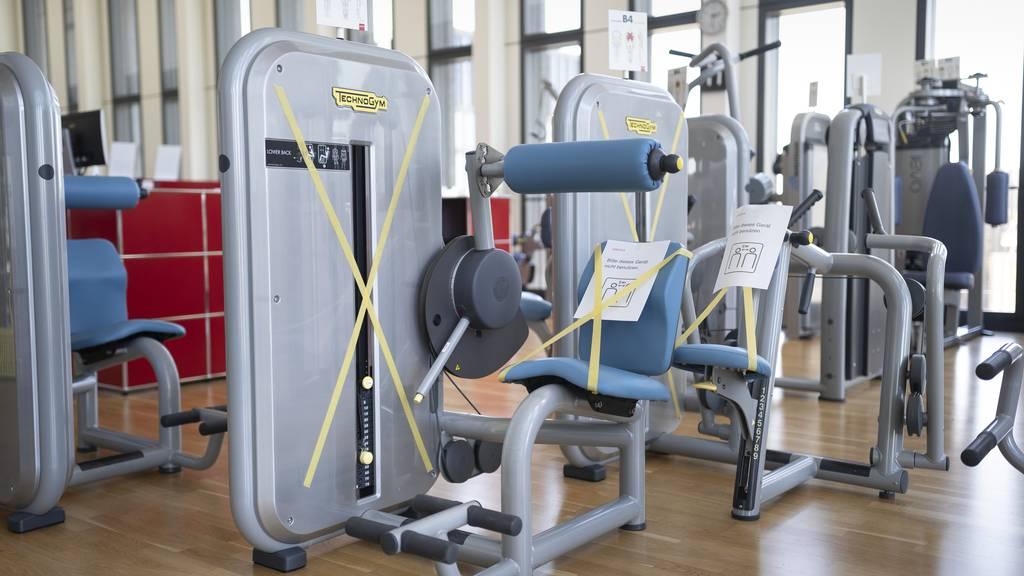 Kanton Solothurn schliesst Bars und Sporteinrichtungen