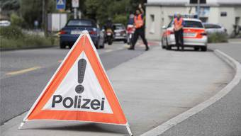 Die CVP ist für die Teilrevision des Polizeigesetzes.