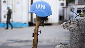 Deutschland, Frankreich, Russland und die Ukraine können sich vorerst nicht über einen Blauhelm-Einsatz im Ukraine-Konflikt einigen. (Symbolbild)