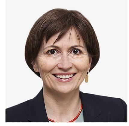 Bernerin Regula Rytz ist Nationalrätin und Präsidentin der Grünen Partei der Schweiz
