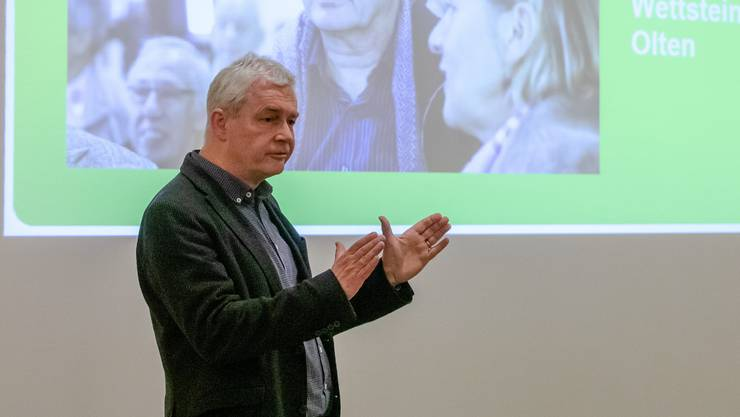 Felix Wettsteins Ständeratskandidatur schafft für die Grünen und ihre Anliegen zusätzliche Präsenz, auch wenn seine Wahlchancen eher gering sind.