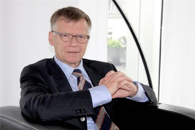 AZ-Verleger Peter Wanner wird VR-Präsident des gemeinsamen Joint Ventures.
