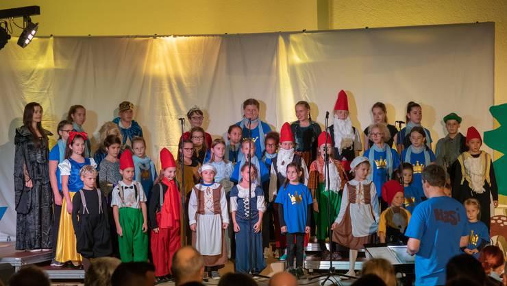 Musical Jugendchor Gipf-Oberfrick