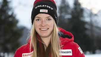 In der Qualifikation sehr stark: Nadine Fähndrich zog als Zweite in die WM-Viertelfinals ein