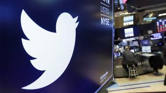 Twitter will im Hinblick auf die nächsten Präsidentschaftswahlen in den USA die politische Werbung einschränken. (Archivbild)