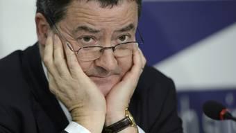 Botschafter Yves Rossier wurde in Moskau einbestellt. (Archivbild)