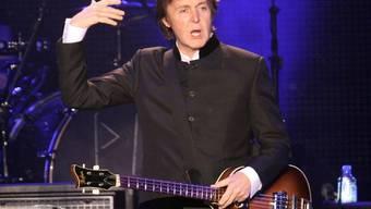 Paul McCartney (Archiv)