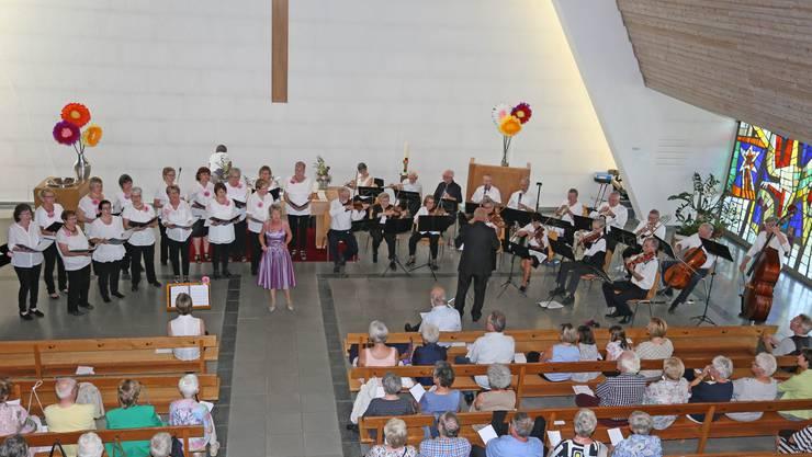Konzert in der Kirche Dulliken