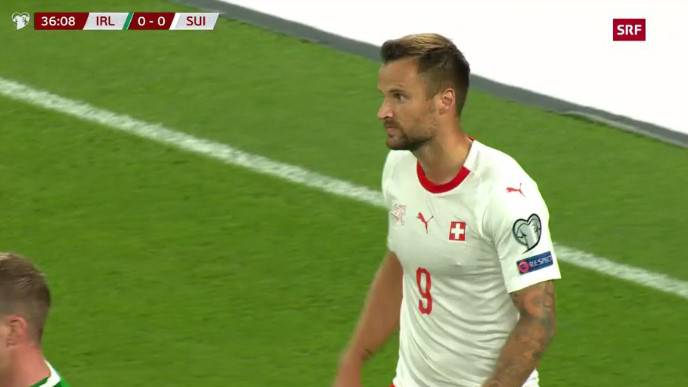 Schweiz verspielt den Sieg kurz vor Schluss