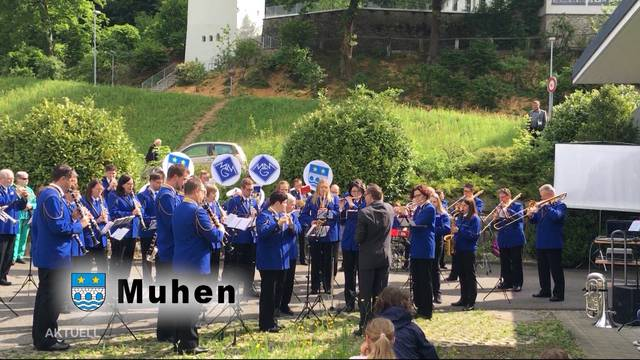 50 Blasmusikvereine spielen gleichzeitig