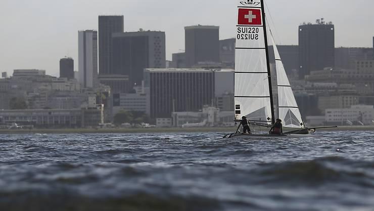 Nathalie Brugger und Matias Bühler qualifizieren sich für Rio