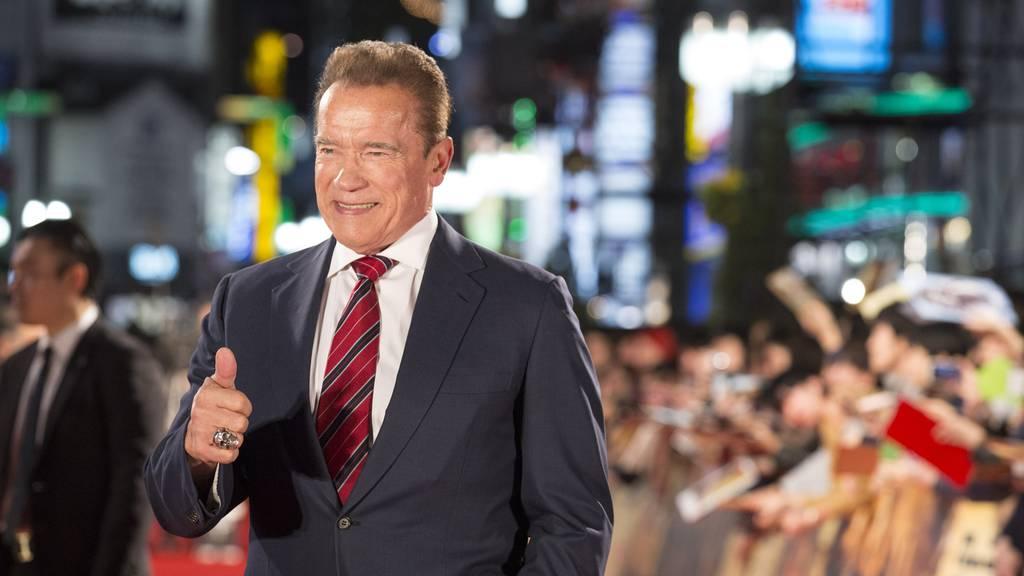 Netflix: Arnold Schwarzenegger erhält Spionage-Serie
