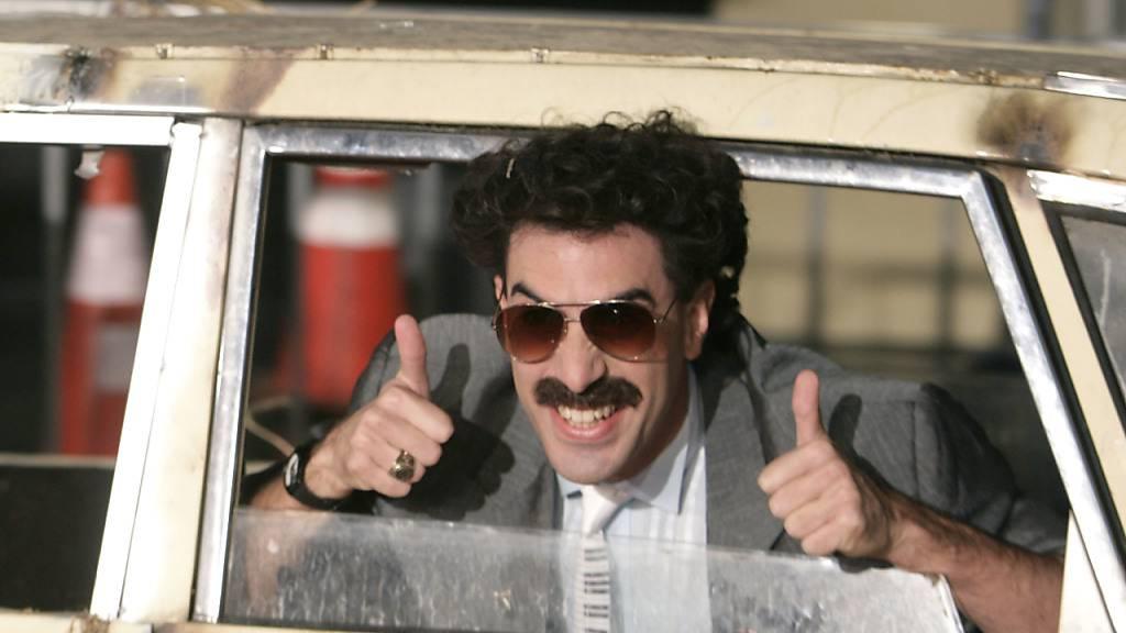 «Borat»-Fortsetzung gewinnt Drehbuchpreis der US-Autorengilde