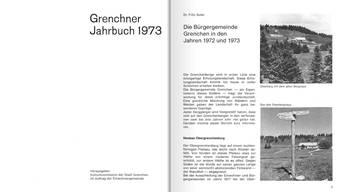 Grenchner Jahrbuch 1973
