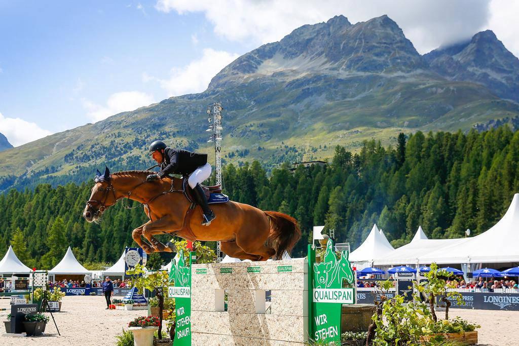 CSI St.Moritz 2017 (© Keystone)