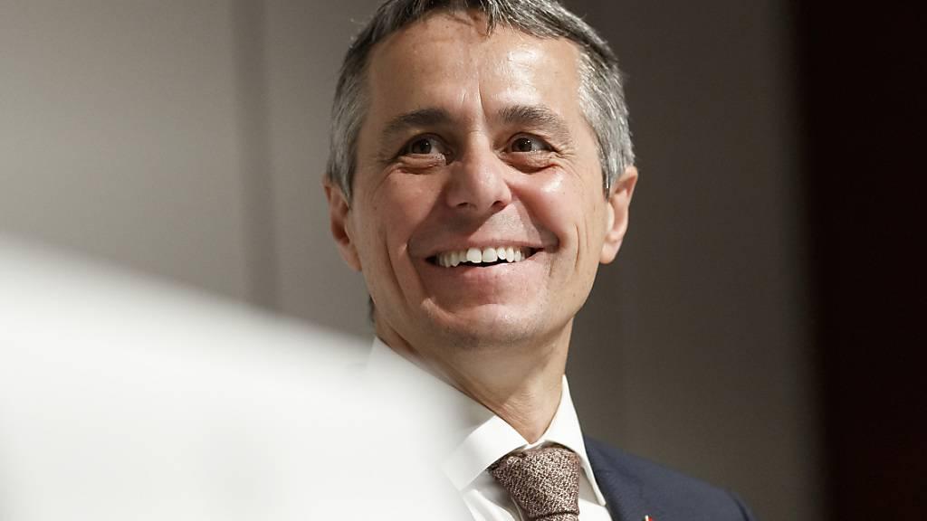 Die Schweiz wäre laut Bundesrat Ignazio Cassis an Gesprächen über einen Green Deal mit der EU interessiert. (Archivbild)