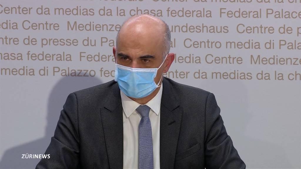 Bundesrat beschliesst Lockerungen der Corona-Massnahmen