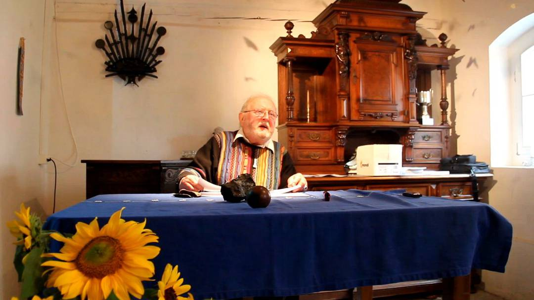 Waltenschwil: Lesung von Willi Burkart – Er berichtet über seine Jugendzeit